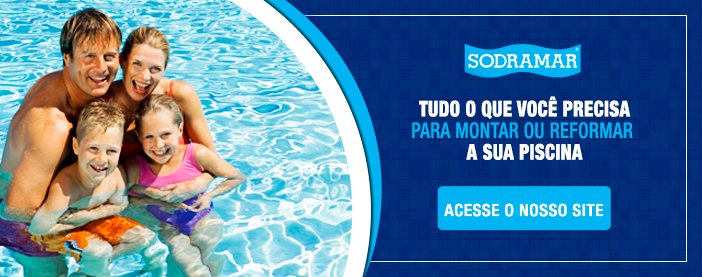 manter a piscina limpa