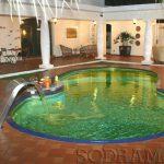 Cuidado! Conheça os principais riscos de utilizar a piscina com a água verde