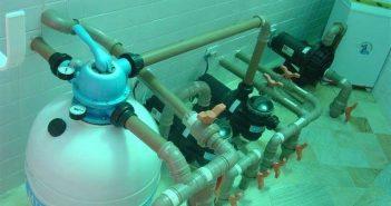 filtro de piscina