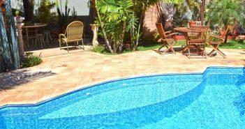 reforma na piscina