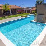 Como instalar uma cascata na sua piscina?
