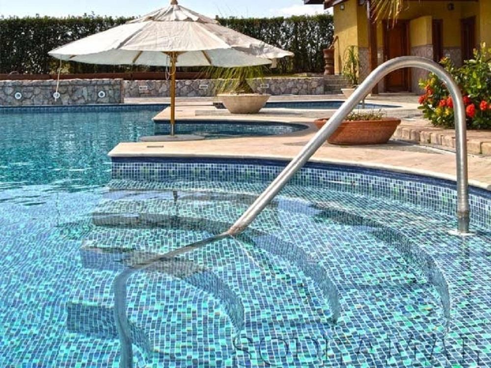 cuidados com a piscina