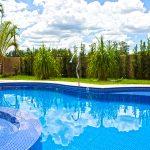 É possível curtir a piscina em todas as épocas do ano?