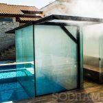 Sauna a vapor: é possível incluí-la no seu projeto de construção?