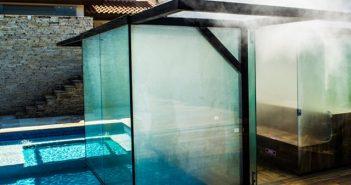 sauna a vapor