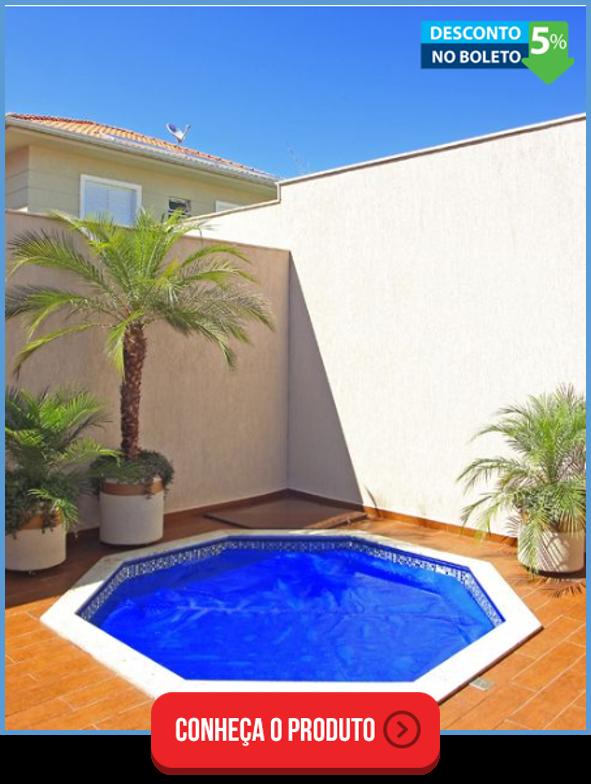 capa para piscina