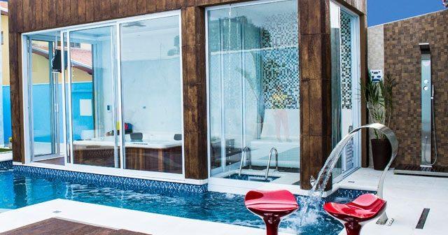 Home resort: conheça 6 itens para piscina incríveis