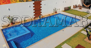 piscina construida