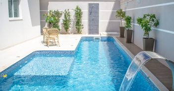 filtrar a água da sua piscina
