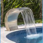 Projeto de decoração da piscina: 4 acessórios imprescindíveis