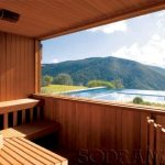 4 modelos de sauna para você relaxar