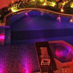 Transforme sua casa em um Home Resort com uma piscina iluminada