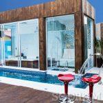 Qual o melhor modelo de cascata para piscina?