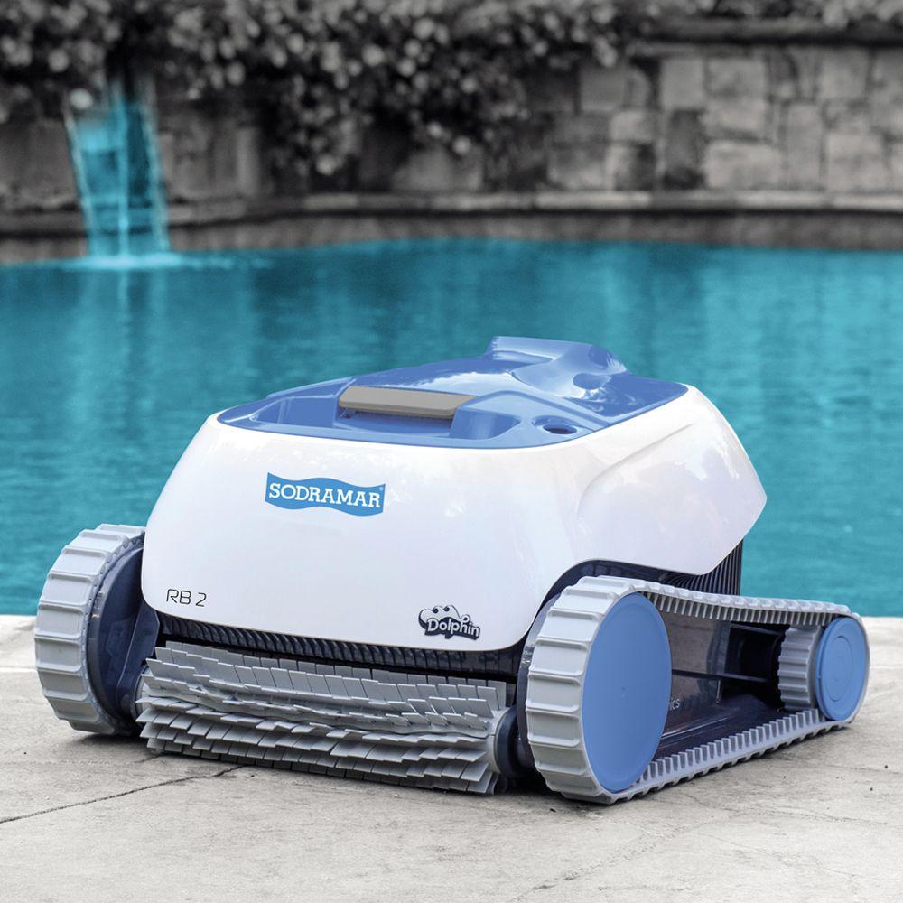 robô aspirador para piscina