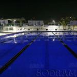 3 tendências de iluminação para piscina