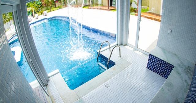 Como criar uma sauna moderna em casa