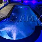 Iluminação para piscina em LED: 4 dicas para modernizar a sua
