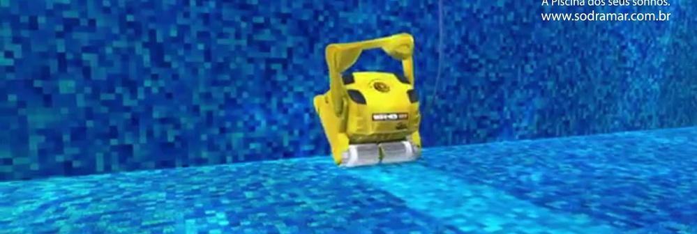 5 opções de robô aspirador para facilitar a limpeza da sua piscina
