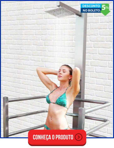 ducha para piscina