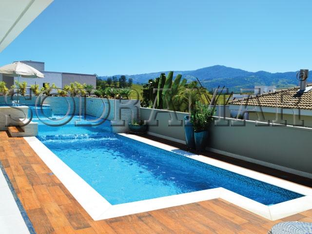 piscina área externa