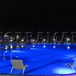 3 maneiras de deixar seu projeto sofisticado com a iluminação led para piscinas